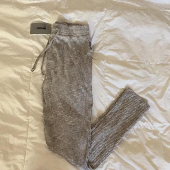 ee5e61be9f4fd Gymshark Pants | Slounge Leggings Light Grey | Poshmark